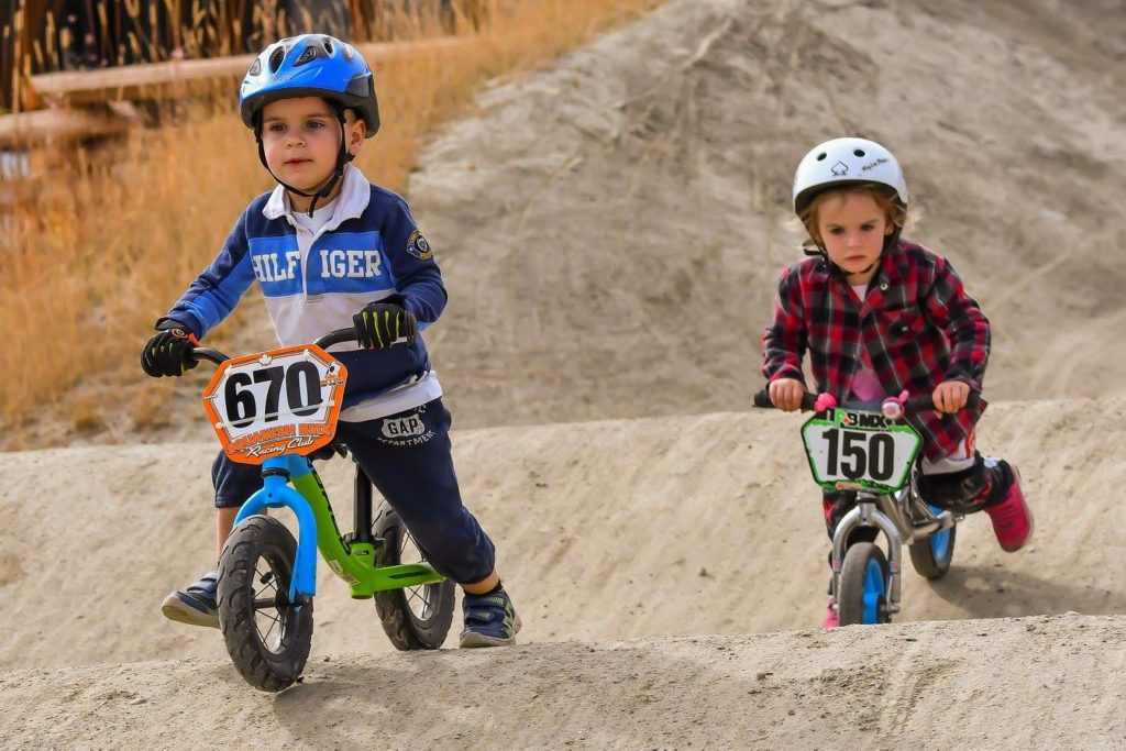 Whistler BMX Kids Run Bikes