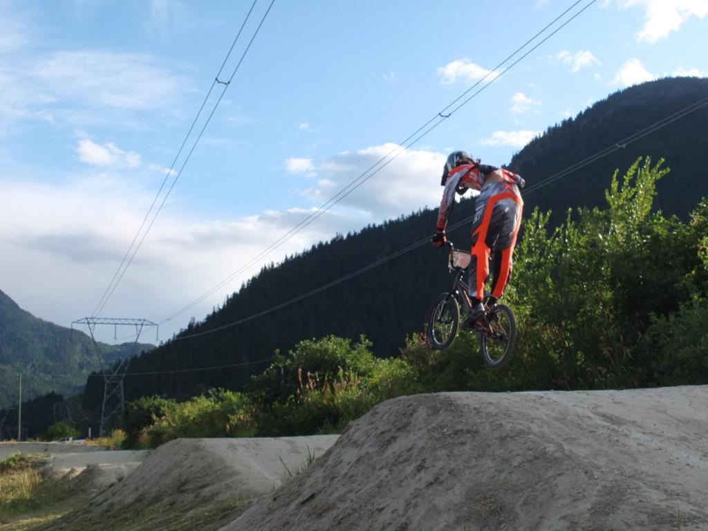 Help Whistler BMX