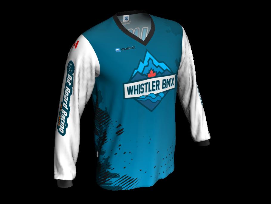 Whistler BMX Race Kit