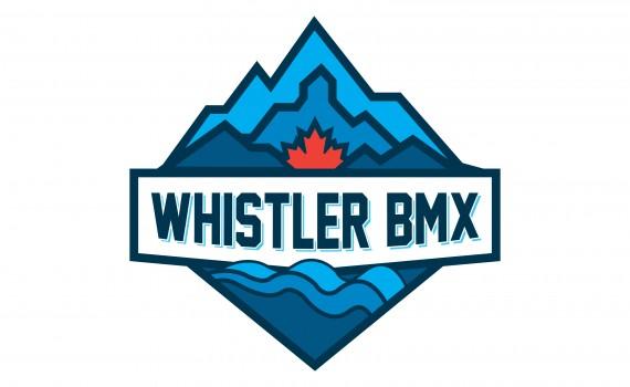 Whistler BMX Logo